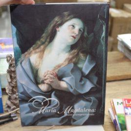 maria magdalena exstasis y arrepentimiento … museo nacional de san carlos … libro grande … 240 páginas