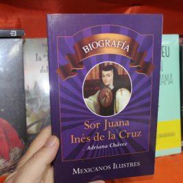 sor juana ines de la cruz biografia … emu … 95 páginas