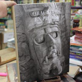 oraciones en piedra, templos y palacios mesoamericanos … landucci … libro pasta dura grande de arte … 324 páginas