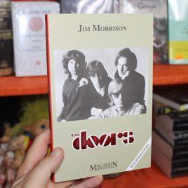 the doors … jim morrison … mas de 140 canciones traducidas … 250 páginas … ingles-español