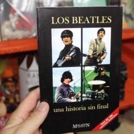 los beatles … una historia sin final … mas de 200 canciones traducidas … ingles-español … 210 páginas