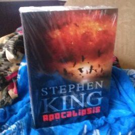 apocalipsis … stephen king … edición grande … pasta suave