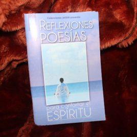 reflexiones y poesías para confortar el espíritu … jatziri … 96 páginas