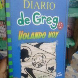 Diario de Greg 12. Volando voy … Jeff Kinney
