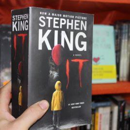 it (en ingles) … stephen king … 1157 páginas