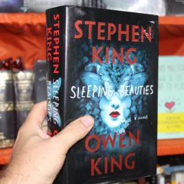 sleeping beauties … en ingles … stephen king, owen king … pasta dura