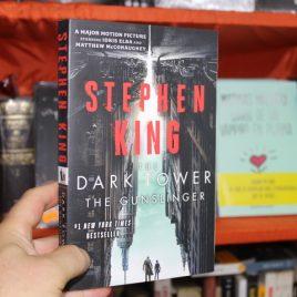 the dark tower the gunslinger … en ingles … stephen king