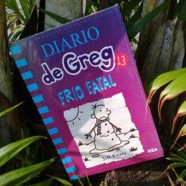 Diario de greg 13. Frio fatal … jeff kinney