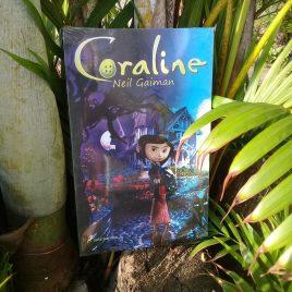 coraline … neil gaiman