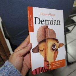 demian … herman hesse … biblioteca escolar … emu 95 páginas