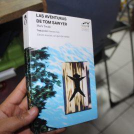 las aventuras de tom sawyer … mark twain … edición escolar con guía de trabajo … 343 páginas … mirlo pocket