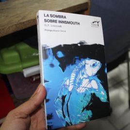la sombra sobre innsmouth … H.P. Lovecraft … 293 páginas … mirlo pocket