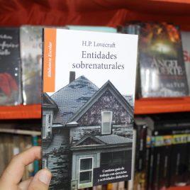 entidades soberenaturales … h.p. lovecraft … biblioteca escolar … 95 páginas … emu