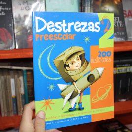 destrezas preescolar 2 … 200 ilustraciones … 64 páginas
