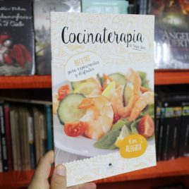 cocinaterapia con alegría … mirlo editorial … 48 páginas