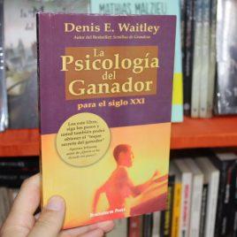 la psicologia del ganador para el siglo XXI … denis e. waitley … 225 páginas … brainstorm press