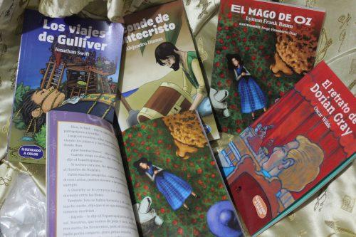 clásicos mirlo ilustrado a color (7-12 años)