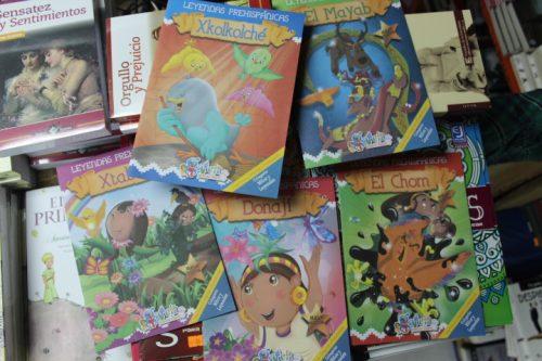 leyendas prehispanicas (4-7 años)