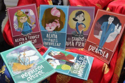 clásicos para niños serie (7-12 años)