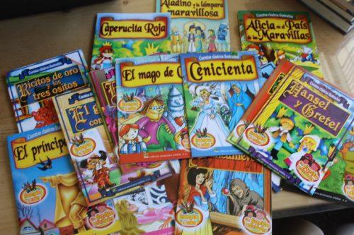 clásicos ilustrados (3-7 años)