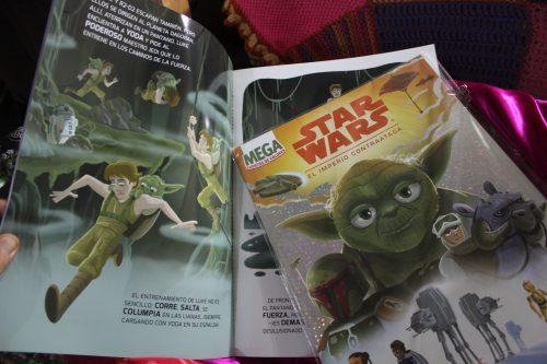 niños star wars gigantes