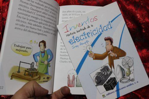 niños serie inventos (7 a 12 años)